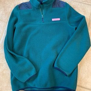 Vineyard Vines Boys Pullover Fleece